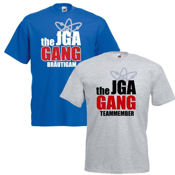 JGA Shirts JGA Shirt - The JGA GANG