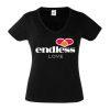 Junggesellinnenabschied shirt Endless love