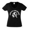 Junggesellinnenabschied shirt Girls of anarchy schwarz