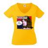 Junggesellinnenabschied shirt sorry ich heirate - gelb