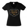 JGA shirt Crew Spitze