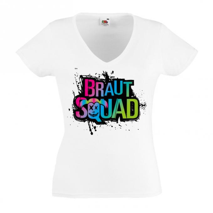Braut Squad JGA Shirt