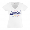 Junggesellinnenabschied shirts Supergeil weiß