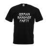 JGA Shirt - German Hangover Party