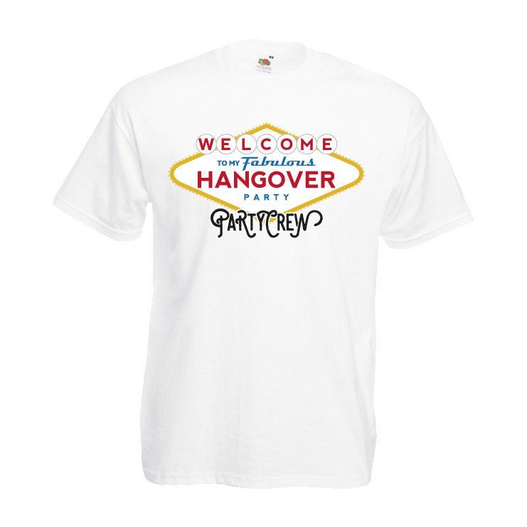 JGA Shirt Hangover