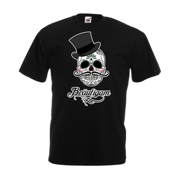 JGA Shirt Bräutigam