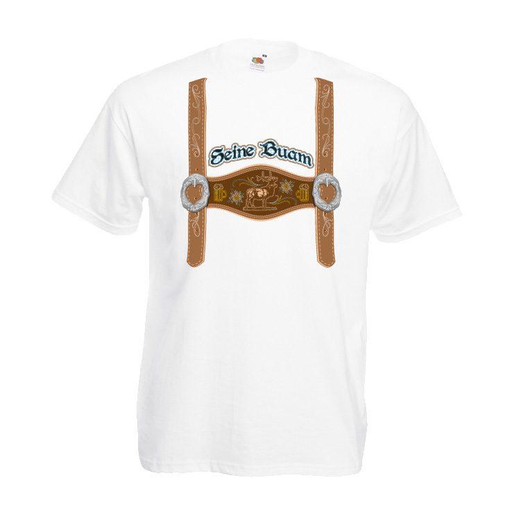 JGA Shirt Lederhose Buam