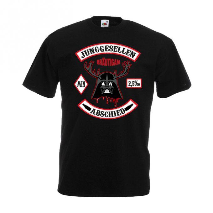 JGA Shirts JGA Shirt - Junggesellenabschied Min. 2,5 Promille