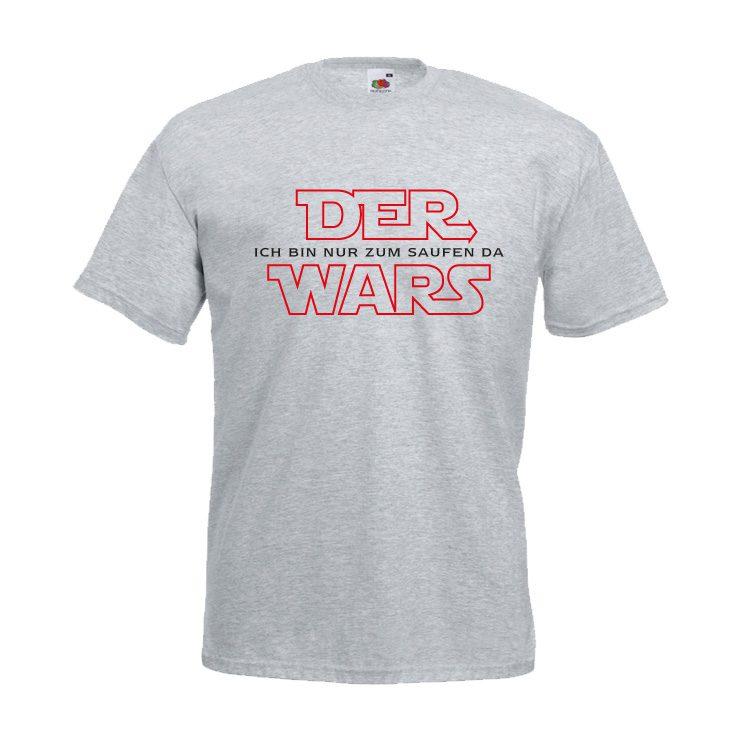 JGA Shirt - Ich Wars-Der Wars