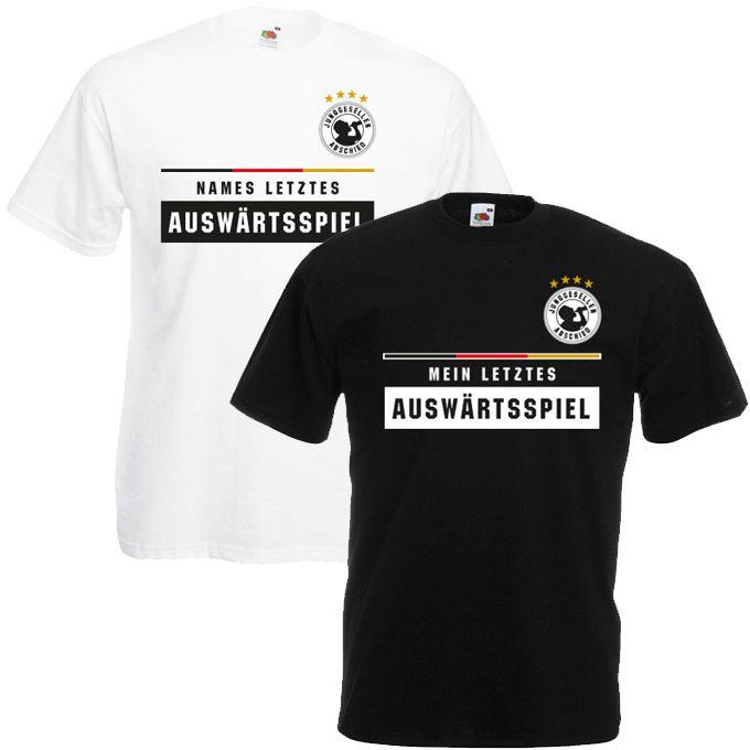 JGA Shirt Auswärtsspiel