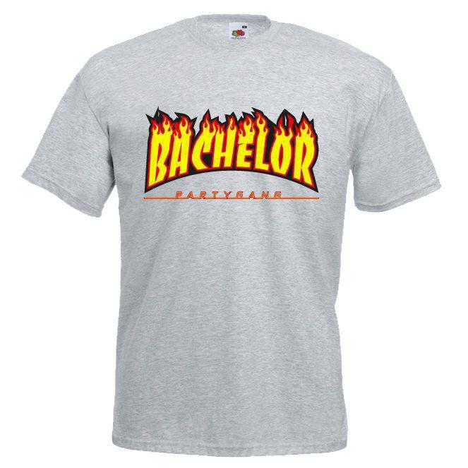 JGA Shirts JGA Shirt - Bachelor Fire