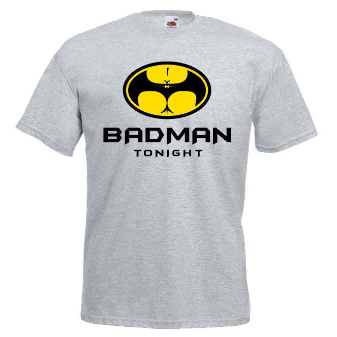 JGA Shirts JGA Shirt - Badman Tonight