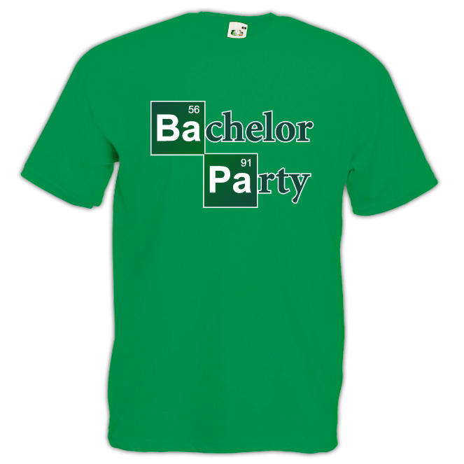 JGA Shirts JGA Shirt - Bachelor Party